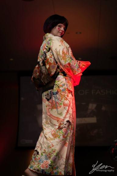 A Night in Tokyo fashion show Photography by Casper Yen